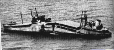 Liberty Ship - Hull Failure