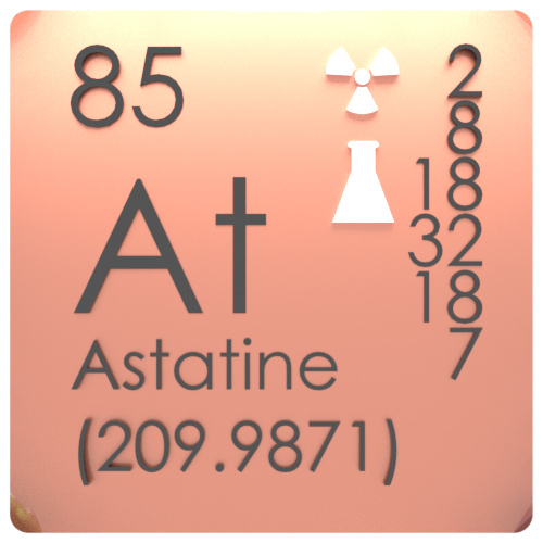 Astatine-periodic-table