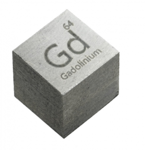 Gadolinium-periodic-table