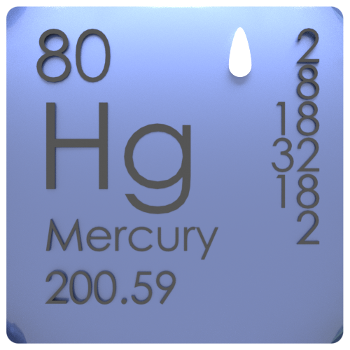 Mercury-periodic-table