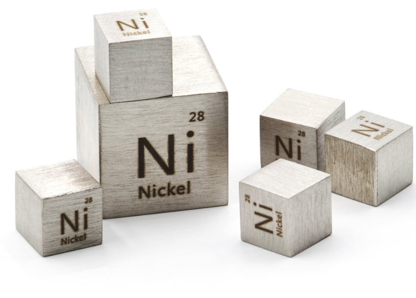 Nickel-periodic-table