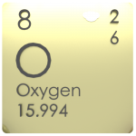 Oxygen in Periodic Table