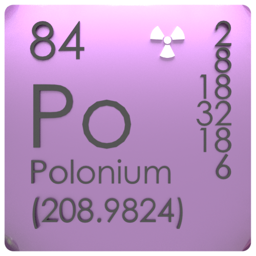 Polonium-periodic-table