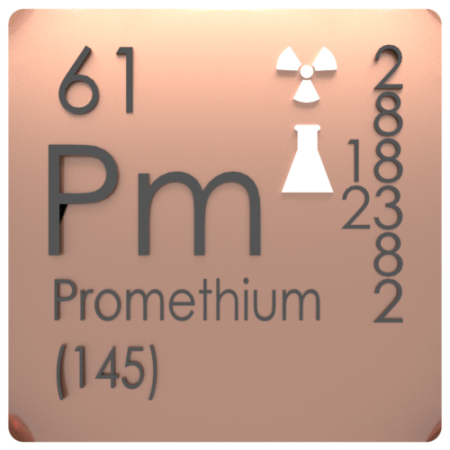 Promethium-periodic-table