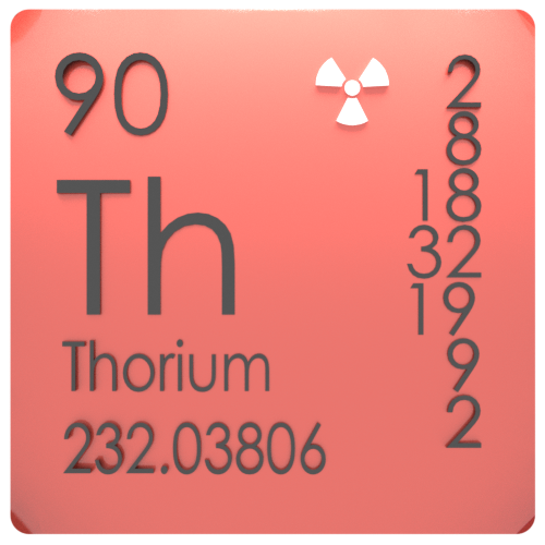Thorium-periodic-table
