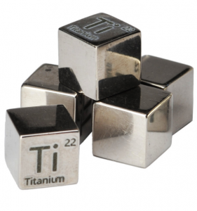 Titanium in Periodic Table