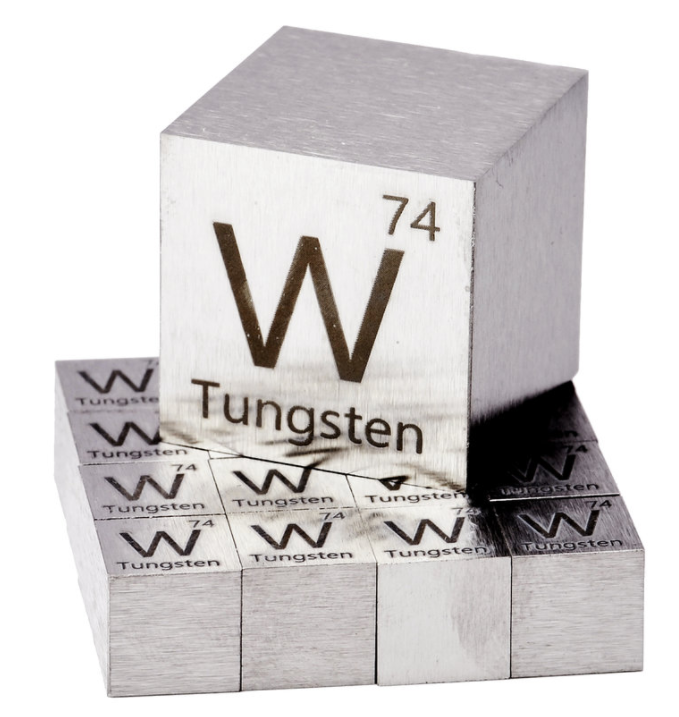 Tungsten-periodic-table