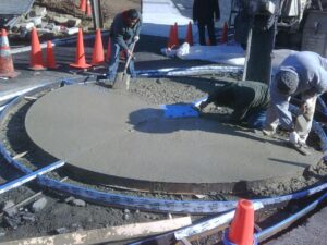 Concrete - Material Table - Applications - Price